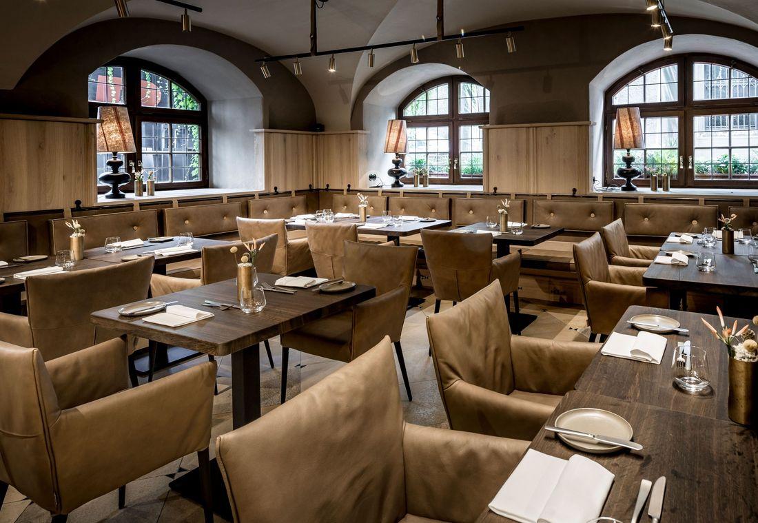 Restaurant Interieur Design.Pfistermuehle Pfistermuhle